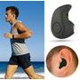 Fone De Ouvido In Ear Bluetooth S530 Handsfree Mini Branco
