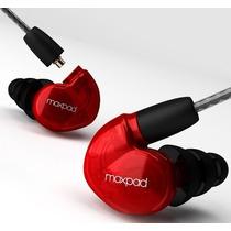 Fone Iem Moxpad X6 Para Retorno/monitor E Esportes