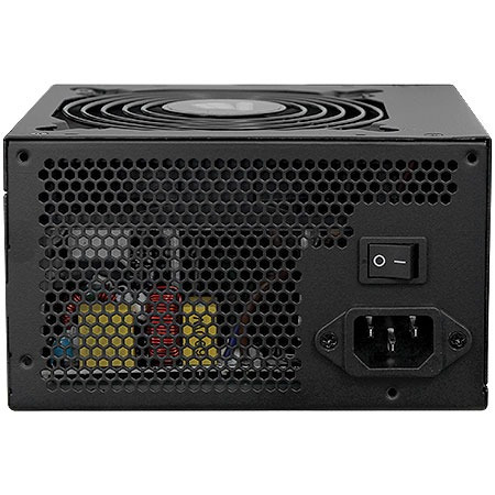 Fonte Corsair Builder Series Cx600 V2 600w Atx V2.3 80 Plus