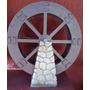 Roda De Água Gigante Para Fontes, Lagos, Cascatas, Jardins