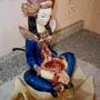 Fonte De Água Deusa Hindu Da Fortuna Laksmi - Frete Barato