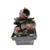 Nkm12 - Fonte De Água Decorativa Relaxante Vasos - 110/220
