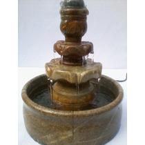 Linda Fonte Chafariz De Mesa Em Pedra-sabão * Modelo Torre