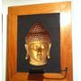 Quadro Buda 3d Luminaria 70 Cm Alt Importada Bali