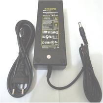 Fonte Eletrônica 12v 10a Bi-volt Automática/câmera
