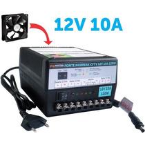 Fonte Nobreak 12v 5a 8a 10a 120w Dc Dc Cftv Wireless
