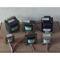 Transformador E110/220v S24-0-24v 8a Aux.12+12v 1a