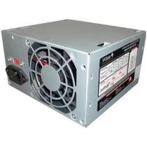 Fonte Atx P/ Micro Computador Wisecase 500 P42s 220w C/ Cabo
