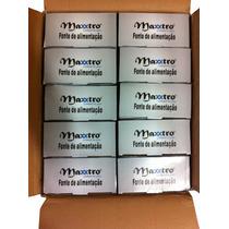 Fonte Maxxtro 312w (cv-312) Caixa Com 10 Unidades