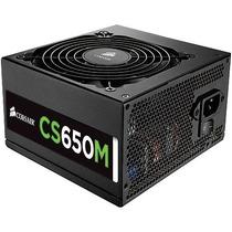 Fonte Atx Semi-modular 650w Real - Cs650m - 80 Plus Gold - C