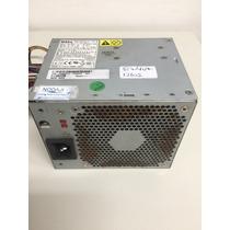 Fonte Dell Optiplex 280watts 330/380/745/755 Nh429 - Usado