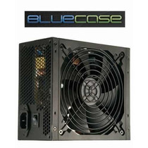 Fonte Atx 500w Real Bluecase 24 Pinos Pci-e 2sata