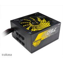 Fonte Modular Akasa 750w Venompower