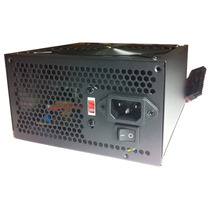 Fonte Atx 600w Real Total Power Plus All-600ttp Casemall