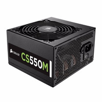 Fonte Corsair Csm 550w Modular 80 Plus Gold - Cp-9020076-ww