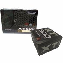Fonte Xfx Xt Full Wired 600w Real 80plus Bronze 1ano Garanti