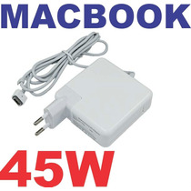Fonte Carregador Magsafe Macbook Air 14.5v 3.1a 45w Plug Br