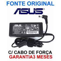 Carregador 19v 3,42a Notebook Asus X450c X450l X550 S400