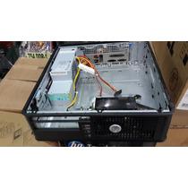 Fonte Dell Optiplex Gx 745 Novo C/ Gabinete Novo Mini