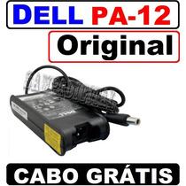 Fonte Carregador Original Dell Family 1525 1545 Pa-12 19.5v