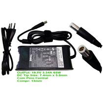 Carregador Original Dell Inspiron N5010 N5110 15r 14r De1508