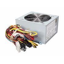 Fonte 500 Watts Real Supermicro Pws-502-pq 24pin Nova Garant