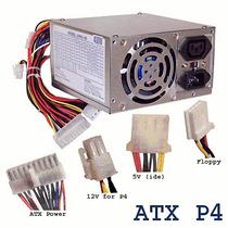 Fonte Atx / Btx 24+4 C/ Sata Por Apenas R$9,99!!!!!