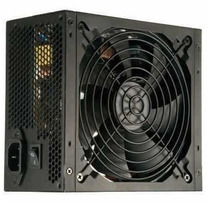 Fonte Atx Gamer 500w Reais Bluecase Black Power 24p + Pci-e