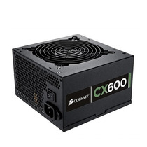 Fonte Corsair Atx 600w Cx600 - 80 Plus Bronze Cp-9020048-ww
