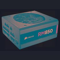 Fonte Corsair 850w Rm850 80plus Gold - Cp Mania Virtual