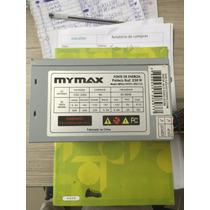 Fonte Atx 24pinos Sata Mymax 230w Model Mpsu/9955-2s21ca