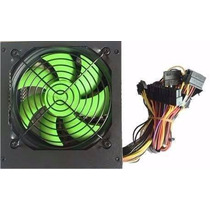 Fonte 530 Watts Reais Brx Power Supply