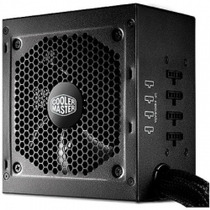 Fonte Cooler Master 450w Gm450 Atx, 80 Plus Mania Virtual