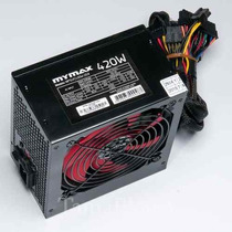 Fonte Atx 420w Real High Power Mymax