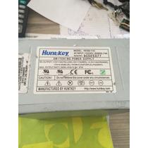 Fonte Atx 24pinos Sata Huntkey 250w Model Hk350 11a