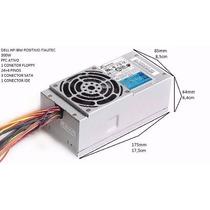 N12020 Fonte Slimline Seasonic Dell Ibm Hp 3 Sata 1 Ide 300w
