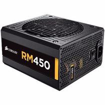 Fonte Corsair Rm450 (450 Watts) 80 Plus Gold - Cp-9020066-ww