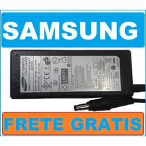 Fonte Carregador Original Samsung Rv410 Rv411 Rv415 Rv419