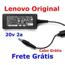 Fonte P Note Positivo Lg Msi Lenovo Dell Mini 20v 2a 40w-bs4