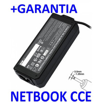 Carregador 19v 2,1a Para Netbook Cce Winbook N22s (ft*125