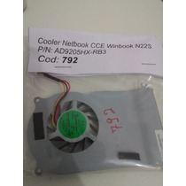 Cooler Netbook Cce Winbook N22s (ad9205hx-rb3) Cod. 792