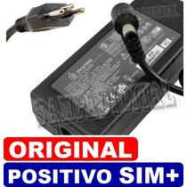 Fonte Carregador Notebook Positivo Sim+ 19v 3.42a Bivolt