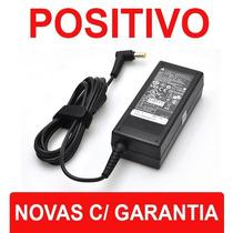 Fonte Carregador Notebook Positivo Sim+ 19v 3.42a Bivolt ©