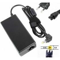 Fonte Carregador Notebook Sti E-machines Gateway 19v, Plug