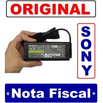 Fonte Original Sony Vaio 19,5v 4.7a - 90w Pcg Vgn Legítima
