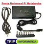 Fonte Universal Notebook Toshiba Acer Positivo Cce Magaware