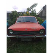Belina 1 Antiga 1975 Laranja