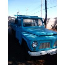 F 75 , Ano 76 , Camioneta ,carroceria Madeira R$11.900,00