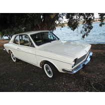 Ford Corcel Ano Fab/mod. 1976 Gasolina Branco