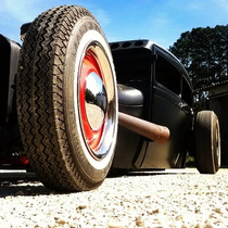 Ford Tudor 1929 Rat Rod V8